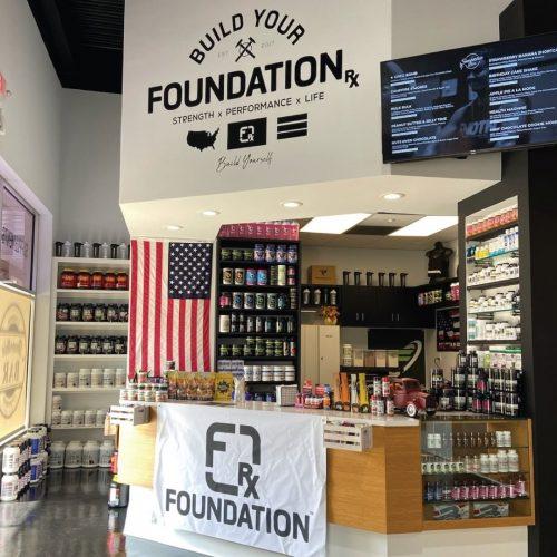 Foundation Rx Storefront